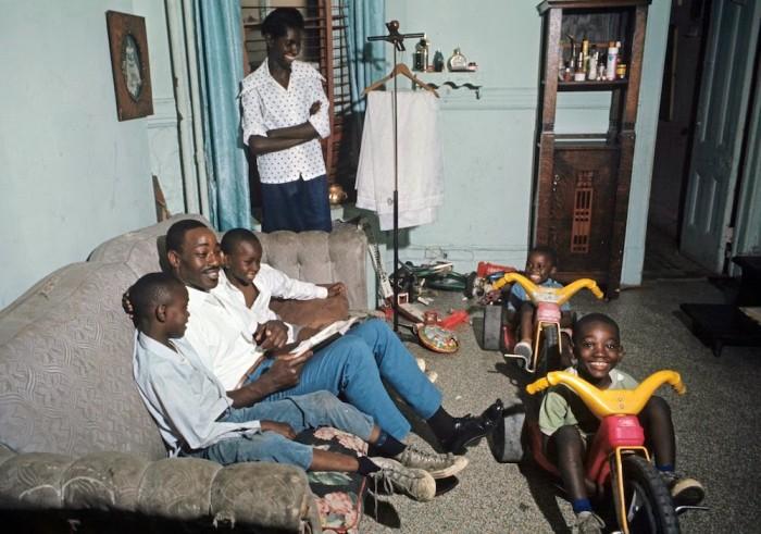 Жизнь в Гарлеме 1970-го года в объективе Джека Гарофало