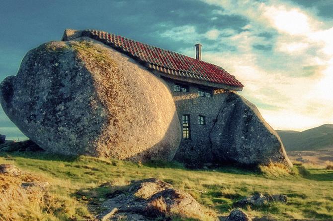 10 самых невероятных и оригинальных домов