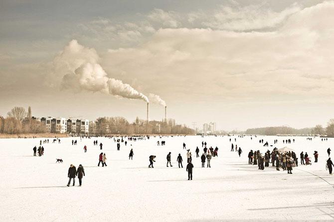 Лучшие фотографии с конкурса Sony World Photography Awards 2015