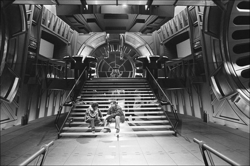 За кадром Звездных войн