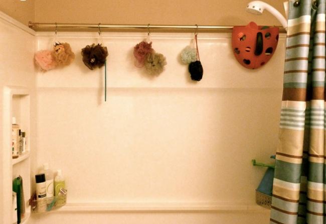 20 простых идей для ванной