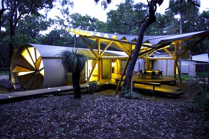 6 современных и гламурных походных палаток