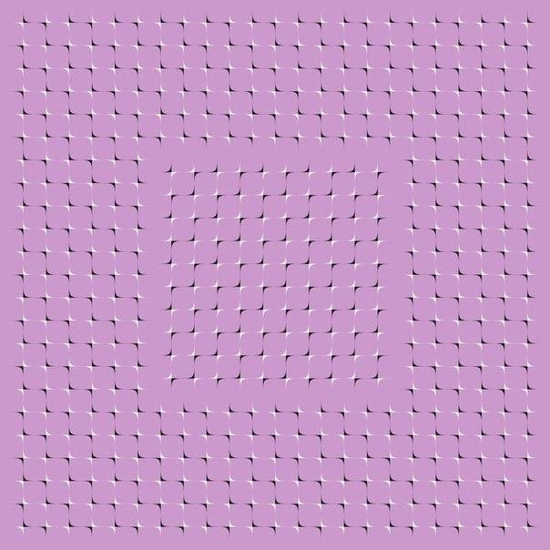 Удивительные оптические иллюзии