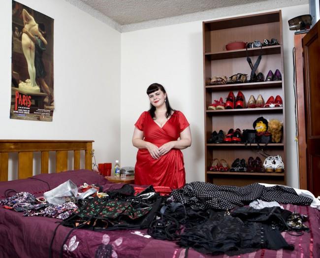 Женские спальни из разных стран мира