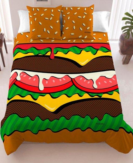Дизайнерское постельное бельё