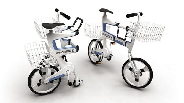 Оригинальные и необычные велосипеды