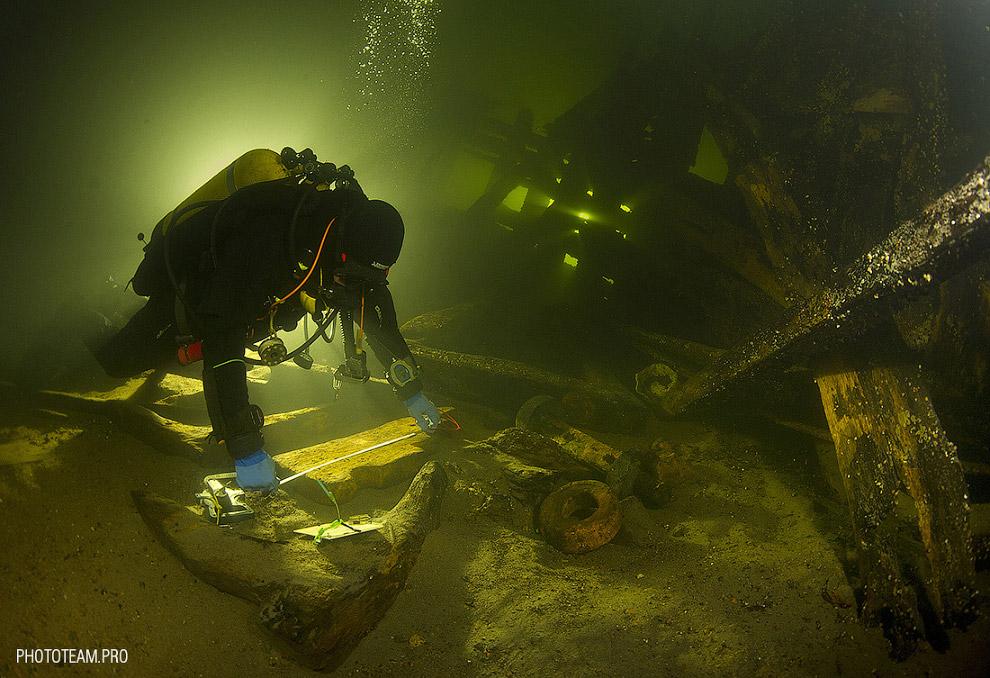 Подводный фотограф Виктор Лягушкин