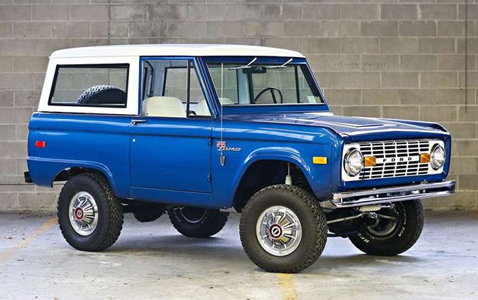 Самые дорогие автомобили на ежегодном аукционе в США