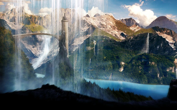 Великолепные красочные снимки природы