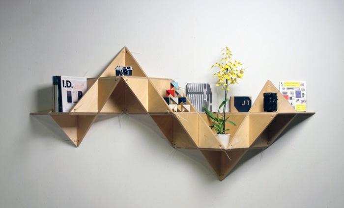 15 необычных дизайнерских решений, вдохновленных искусством оригами