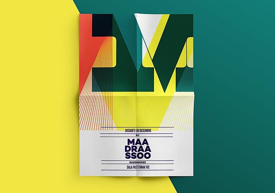 Дизайнерские плакаты от Quim Marin