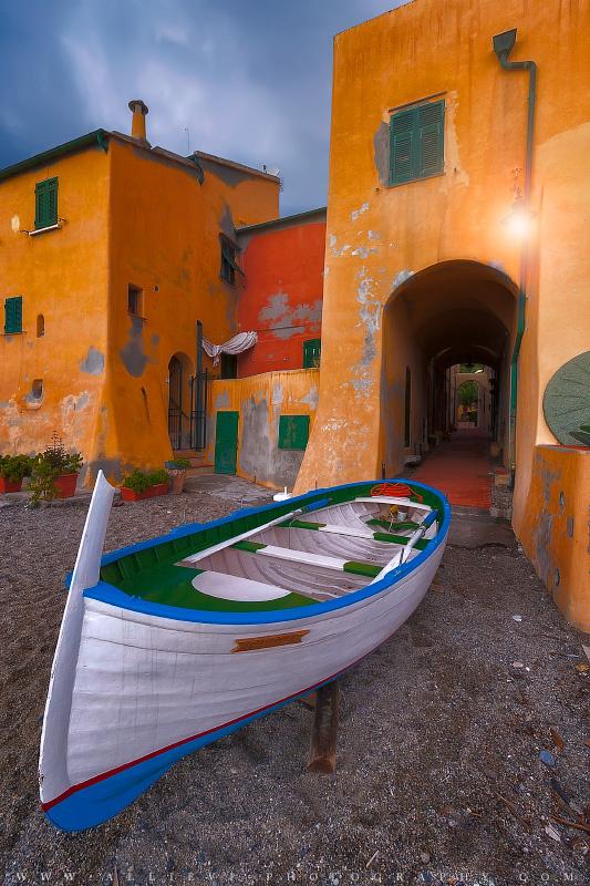 Пейзажи Северной Италии