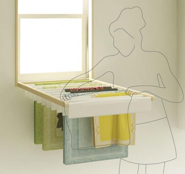 Простые для хранения, позволяющие сэкономить место в доме