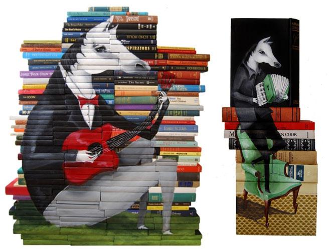 Картины из книг Майка Стилки