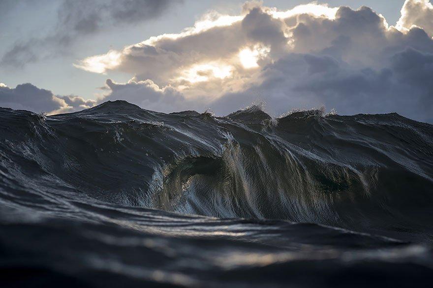 Морские горные вершины Рэя Коллинза