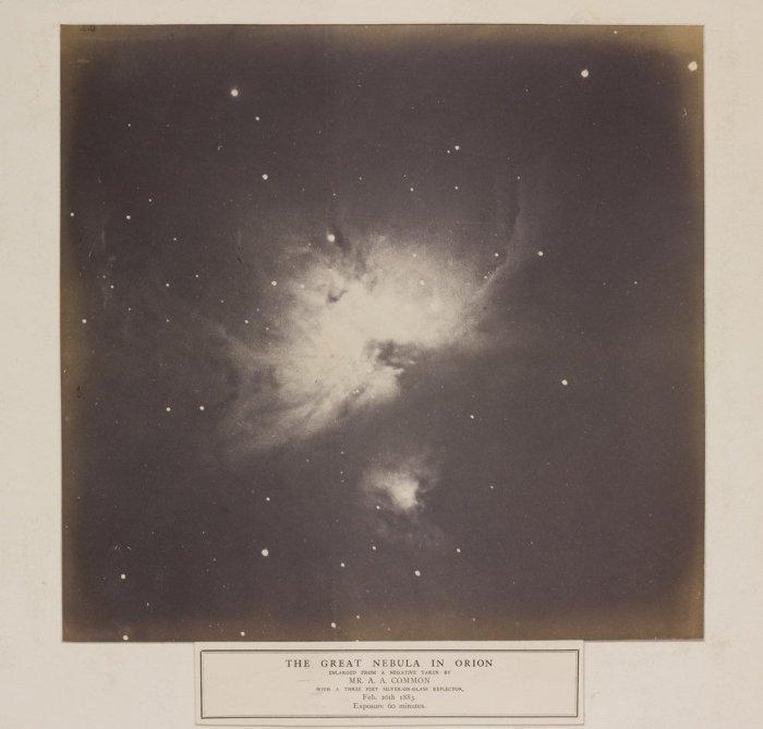 Старые научные фотографии, конца XIX и начала XX века