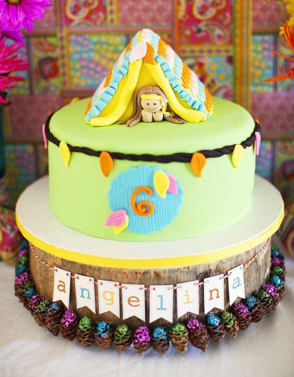Уникальные торты на детский день рождения