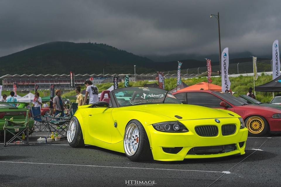 Коллекция фото тюнингованных автомобилей