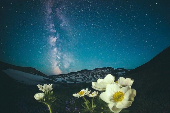 Невообразимая красота нашего мира на атмосферных снимках