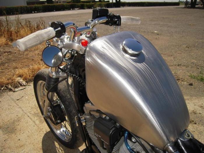 Разновидности мотоциклетных рулей