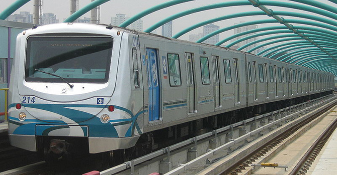 Самые загруженные в мире метрополитены