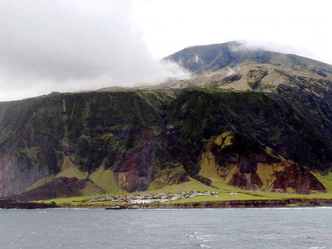 Десять удалённых мест, где на самом деле живут люди