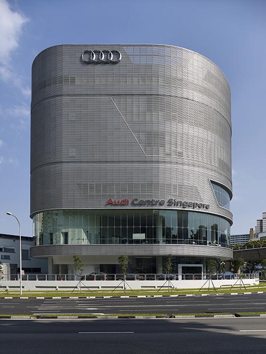 Шедевры современной архитектуры Сингапура