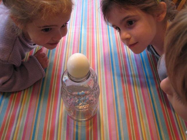 6 научных опытов для детской вечеринки