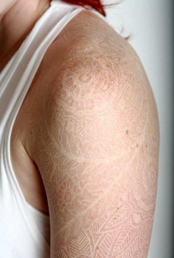 Изящные женские татуировки