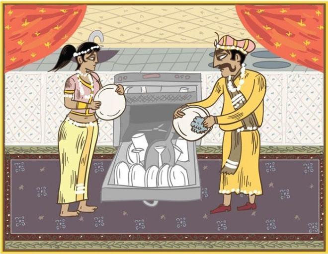 Камасутра для людей в браке