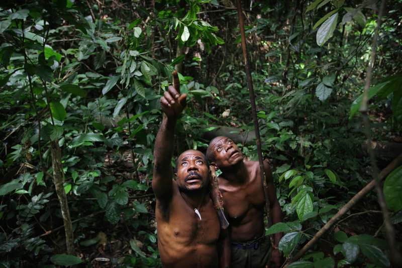 Самые колоритные племена нашей планеты