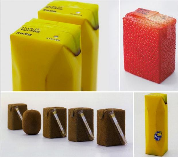 Функциональные и оригинальные упаковки