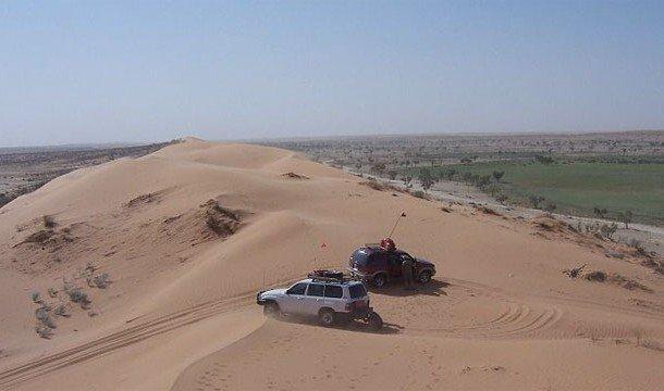 Самые невероятные пустыни мира