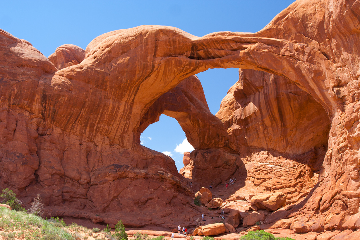 Естественные природные арки