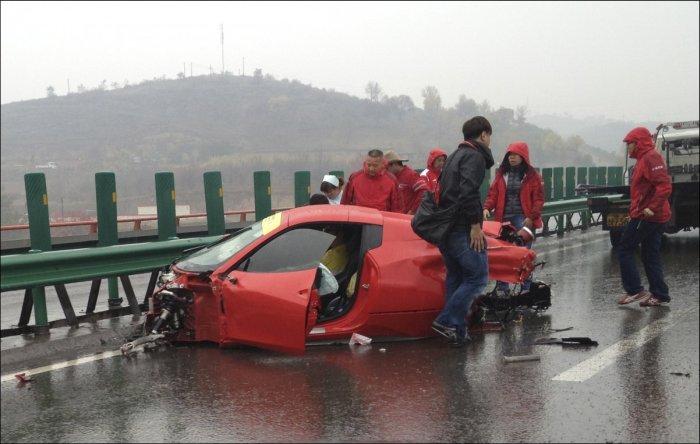 Подборка фото аварий и ДТП