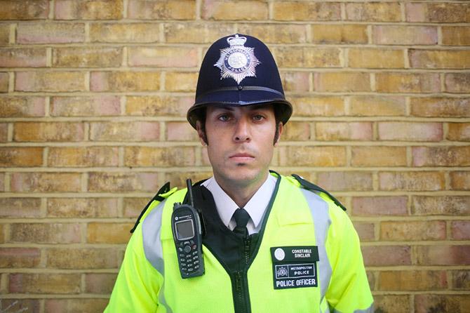 Полицейские из разных стран мира