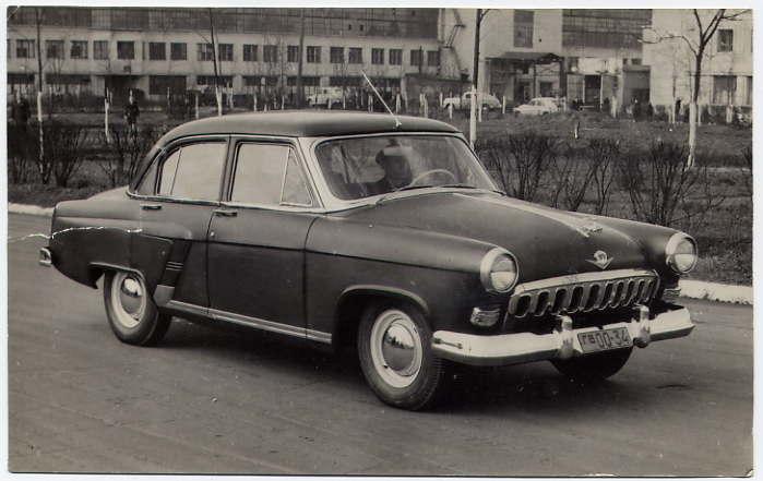 Советские автомобили, популярные на Западе