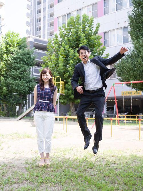 Летающие папашки японских школьниц