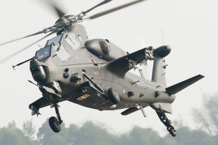 Современные ударные вертолёты