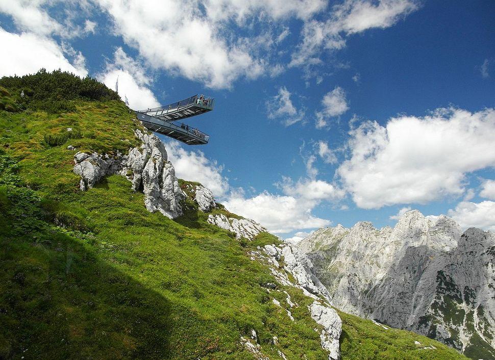 15 смотровых площадок, от которых адреналин зашкаливает
