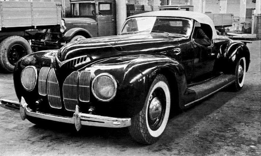 Автомобили, созданные в единственном экземпляре
