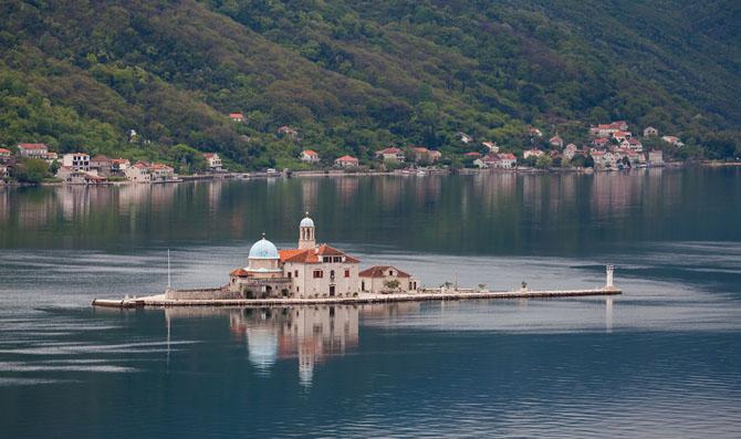 Самые маленькие населённые острова мира