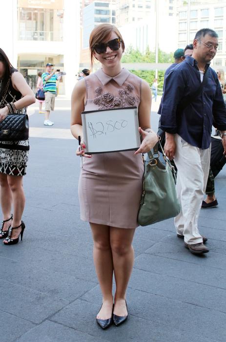 Сколько тратят на одежду в Нью-Йорке