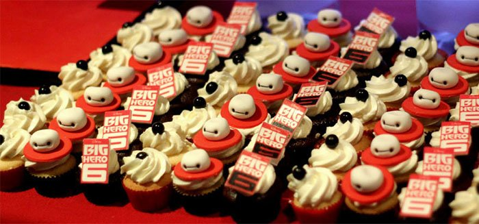 Торты и кексы от художника студии DreamWorks