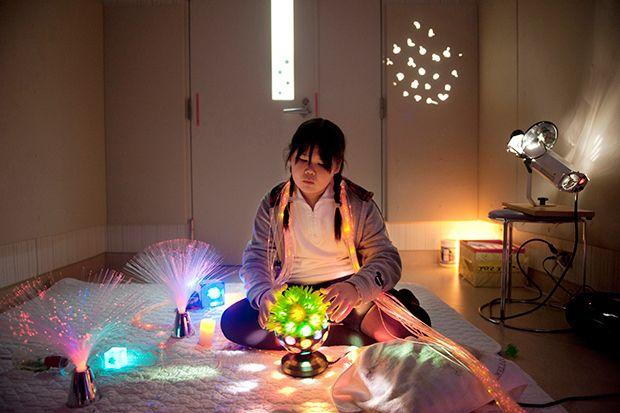 Японская клиника для девочек, страдающих ожирением
