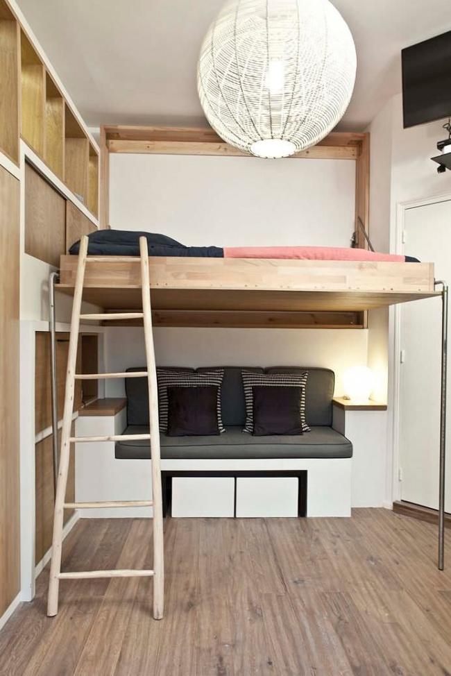 Толковые идеи для дизайна маленькой комнаты