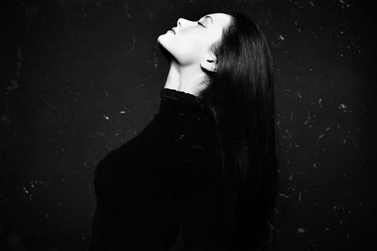 Чувственные портреты девушек от фотографа Матан Эшель