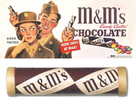 Всемирно известные бренды, которые имеют военное прошлое