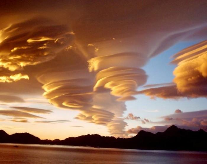 Красота удивительных природных явлений