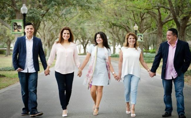 Крутые идеи для семейной фотографии